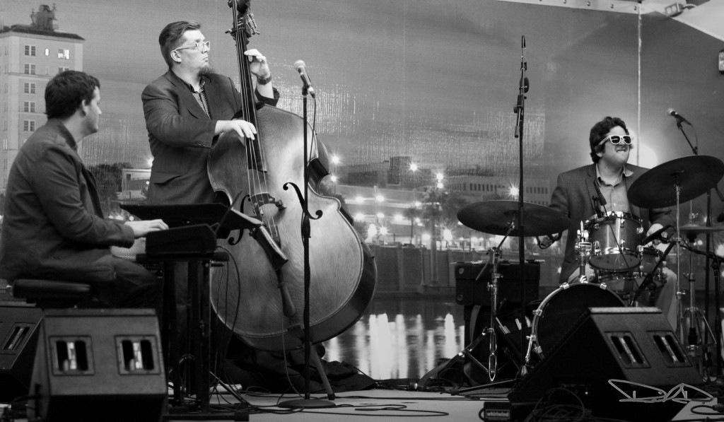 The Matthew Wengerd Trio captured by David Dickey