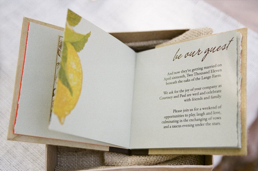 Storybook Wedding Invitation: Gwyneth's Blog: What 39s Not To Love About This Beautiful