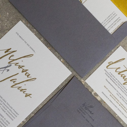 How Much Do Letterpress Wedding Invitations Cost?