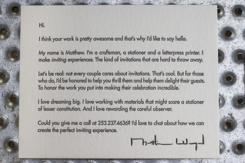 A Letterpress Note from A Fine Press-1