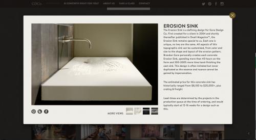 Erosion Sink