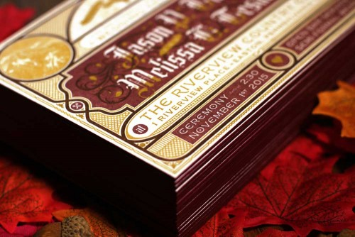 Jason Carne Letterpress Wedding Invitations-13