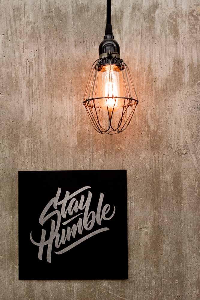 Stay Humble Letterpress Print-2