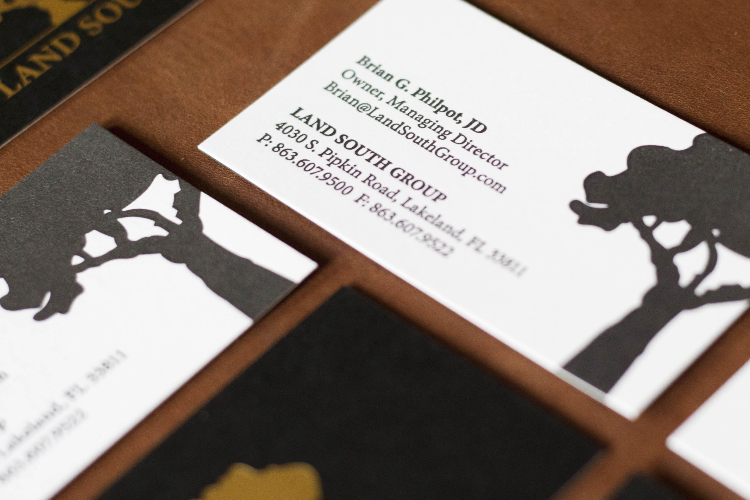 Luxury Agricultural Business Cards-1