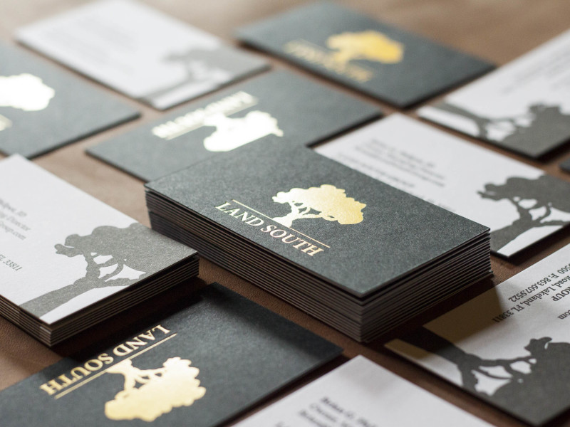 Luxury Agricultural Business Cards-4