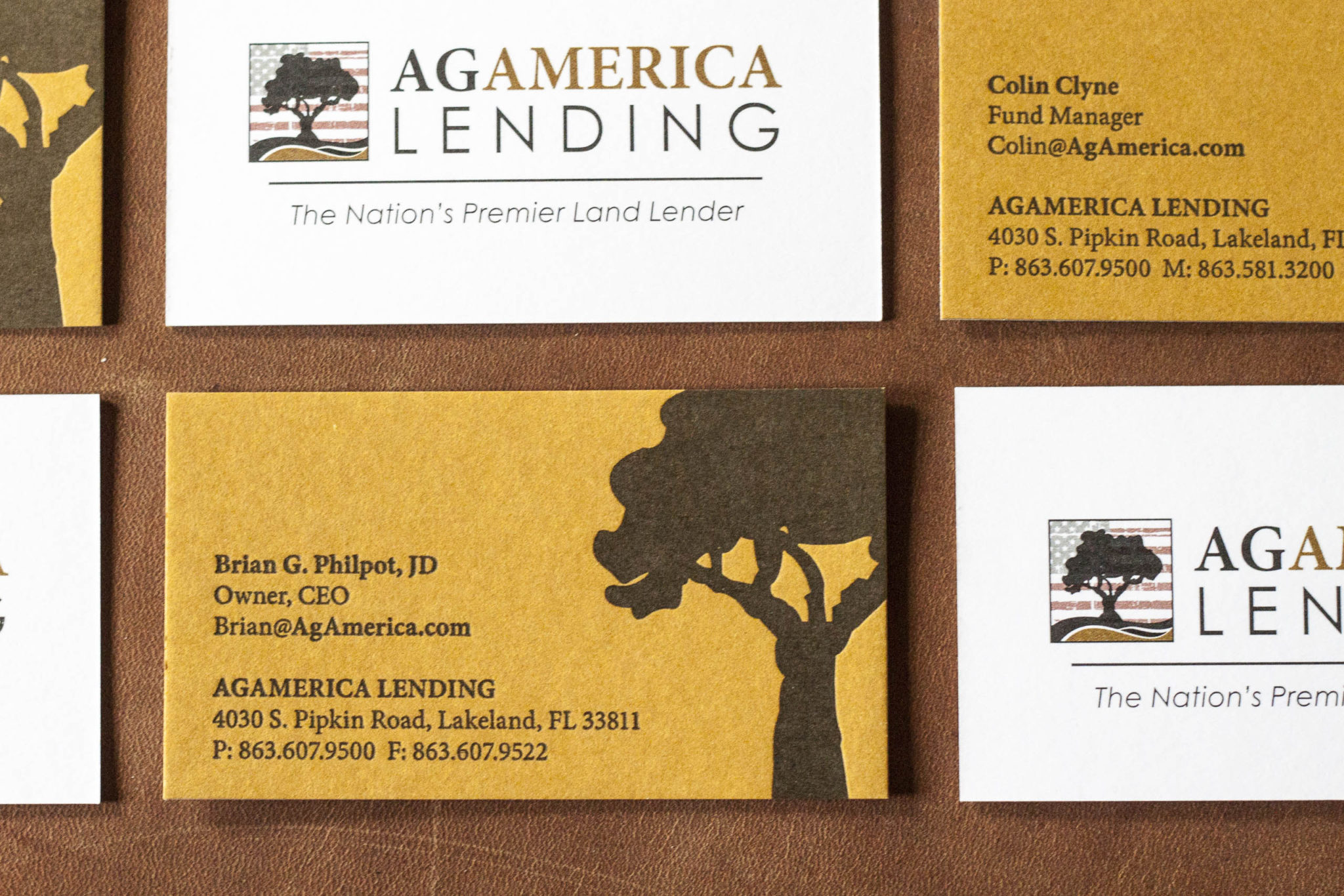 Luxury Agricultural Business Cards-7