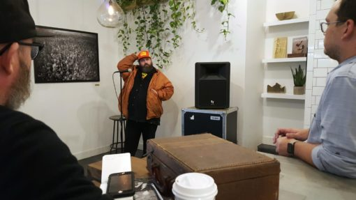Lessons from Aaron James Draplin