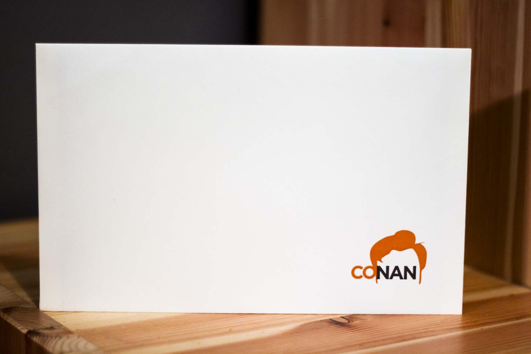 Letterpress Notecards for Conan OBrien by A Fine Press08