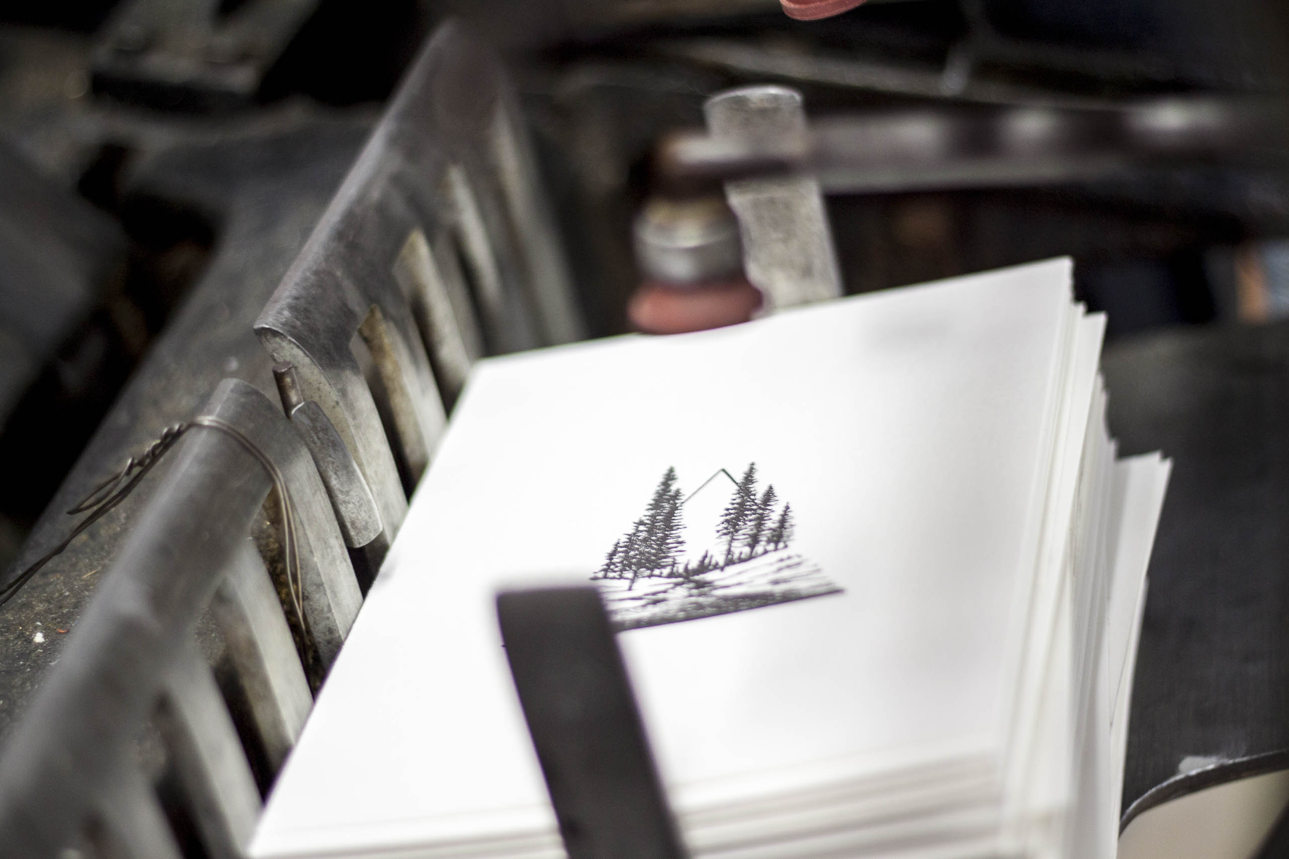 Derek Myers Letterpress Illustration by A Fine Press-2