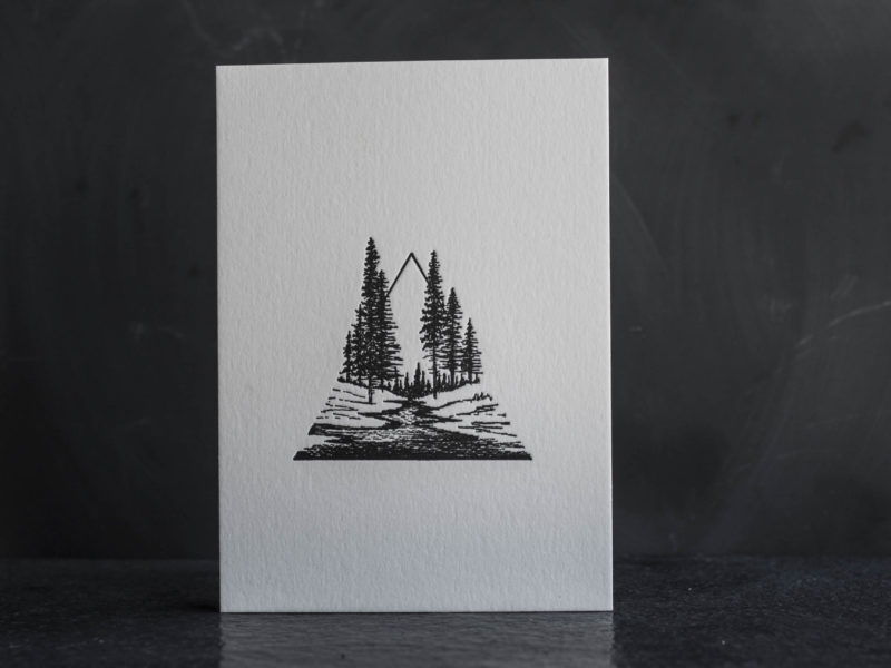 Derek Myers Letterpress Illustration by A Fine Press-8