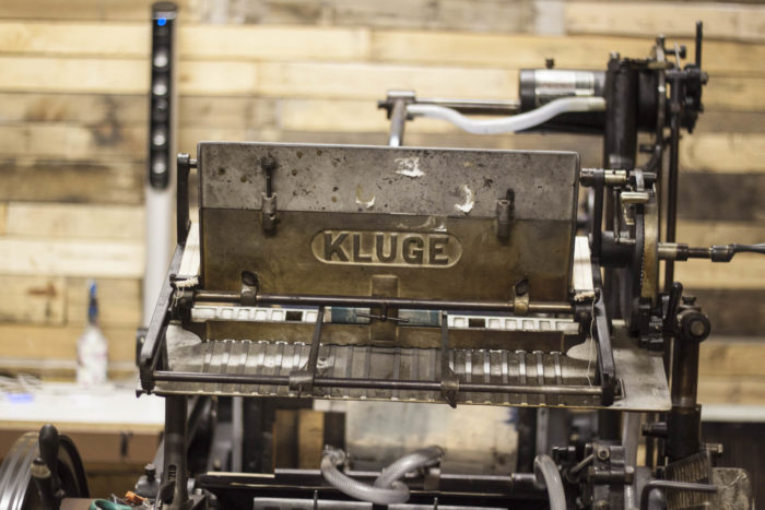 How (not) to Start a Relationship With Your Letterpress Printer