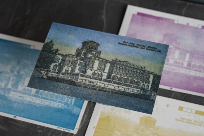 CMYK Letterpress Postcard by A FIne Press-12
