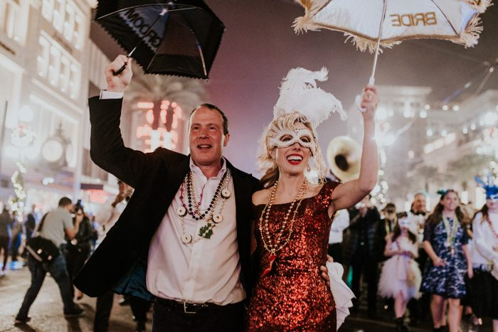 A Luxury Wedding in the French Quarter